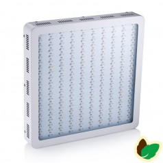 Grolys panel - 1200W - 200 LED - Firkantet