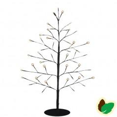 Julebelysning - Lystræ - Flat tree 45 cm.