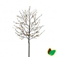 Julebelysning - lystræer - Krone Lystræ 180 cm..