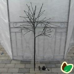Julebelysning - lystræer - Krone Lystræ 120 cm.