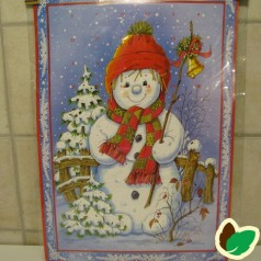 Julekalender - Snemand