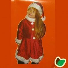 Juledragt Pige 6-8 År.