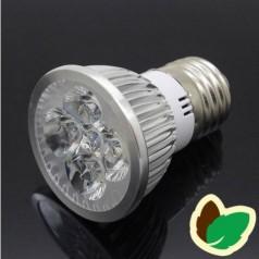 Vækstlys pære - 10W - 4 LED - E14