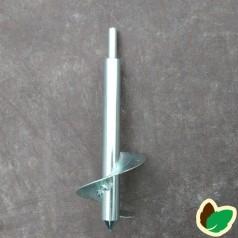 Plantebor til boremaskine - ø 8 cm.