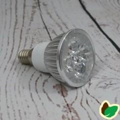 Vækstlys pære - 15W - 5 LED - E14
