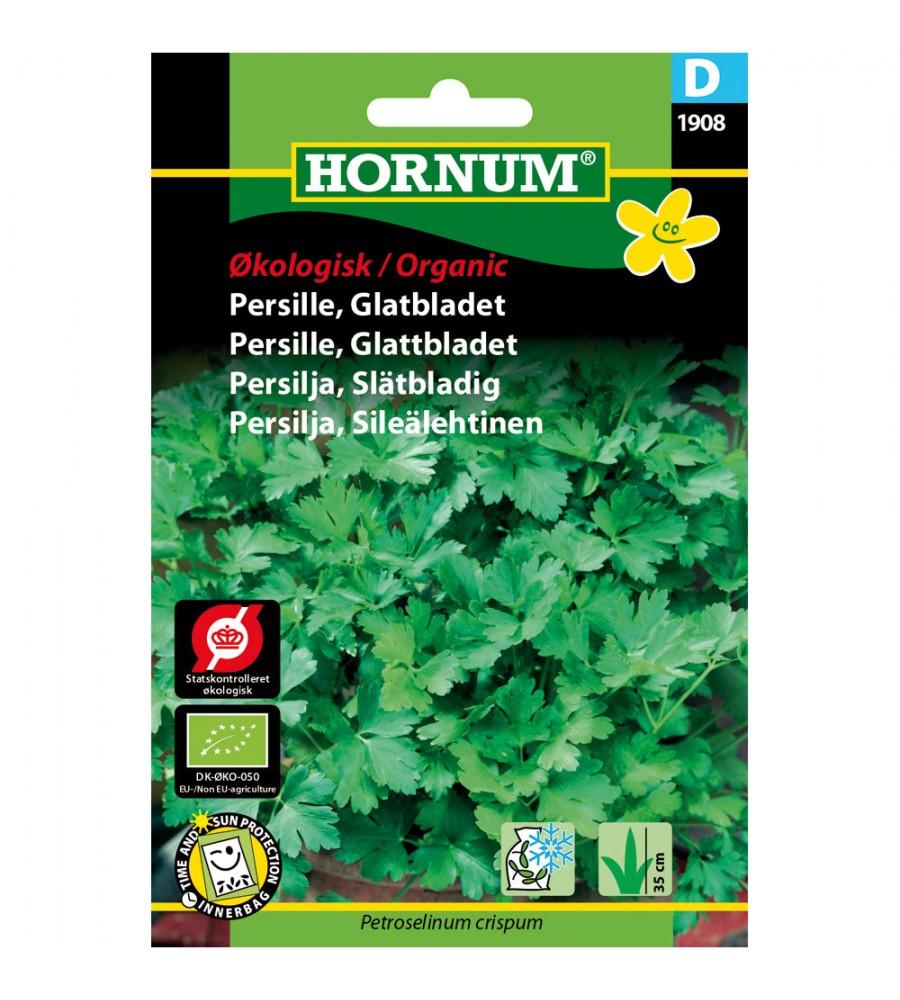 Økologisk Glatbladet Persille Gigante d'Italia - Frø