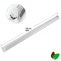 Plantelys armatur 120 cm - 60W  600 LED