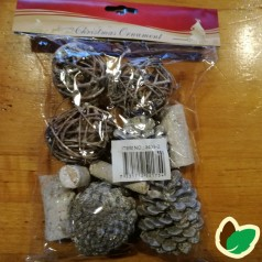 Naturpynt Mix - 3439-2