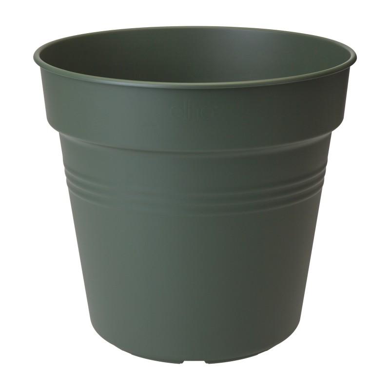 Elho Basics - Potte 17 cm Grøn