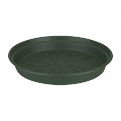 Elho Basics - Underskål 10 cm Grøn