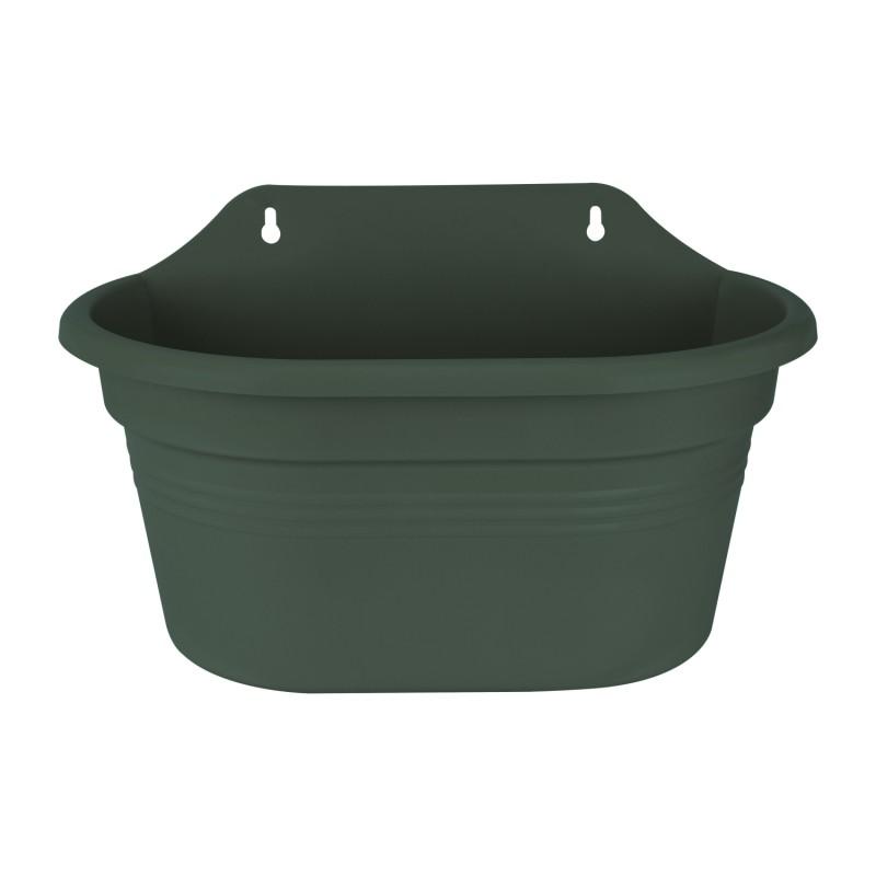Vægkrukke 30cm Grøn