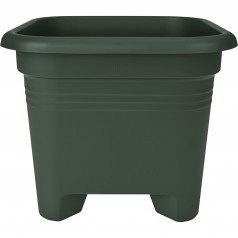 Firkantet Potte 30cm Grøn