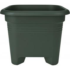 Firkantet Potte 40cm Grøn