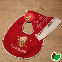Jule Hagesmæk og Nissehue - My 1st Christmas
