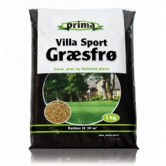 Græsfrø Villa Sport