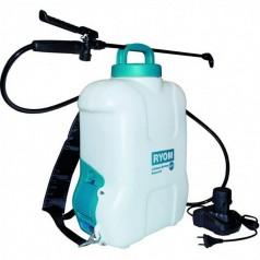 Rygsprøjte med batteri '16 liter'
