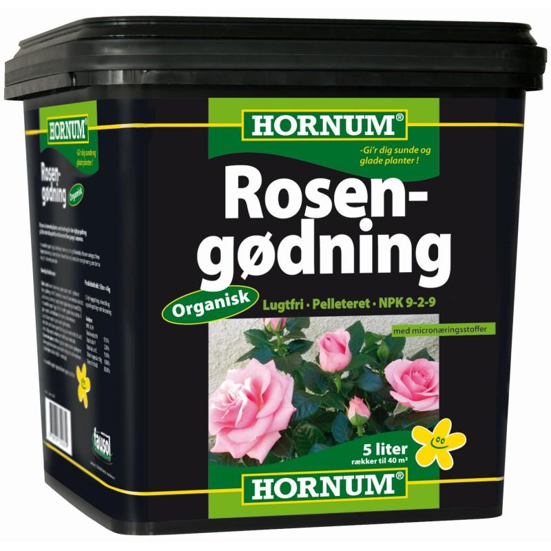Rosengødning - Organisk
