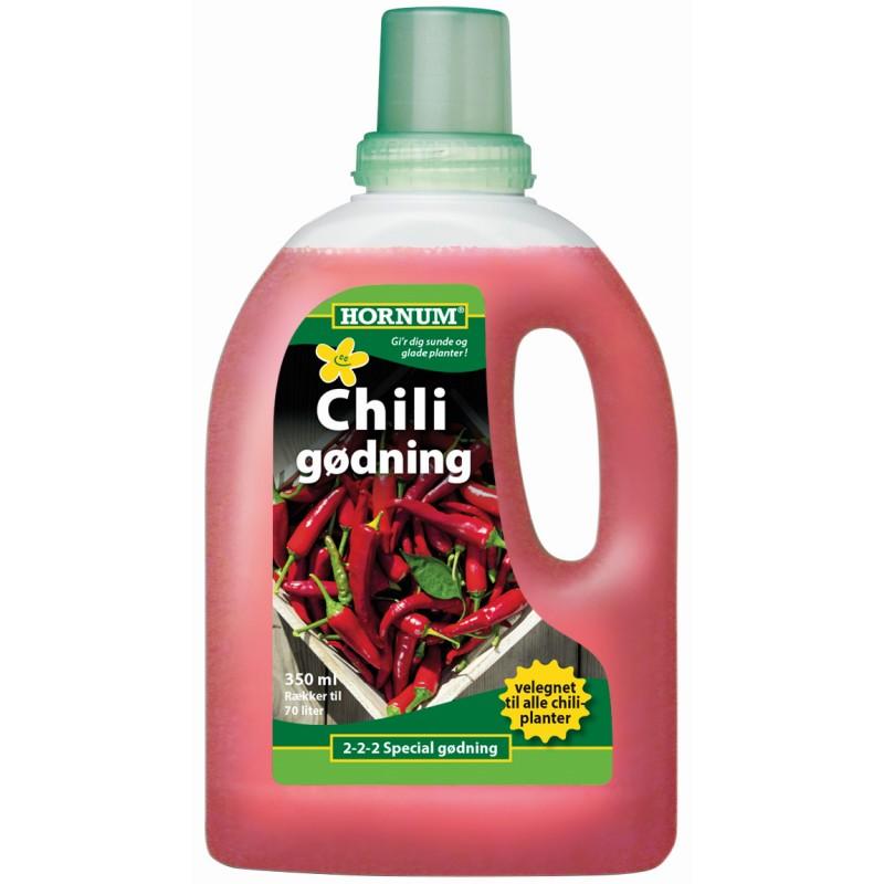 Chili Gødning