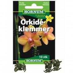 Orkidé klemmer