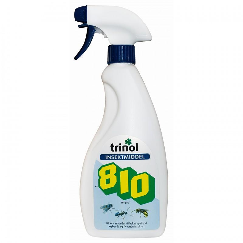 "Trinol 810 insektmiddel ""700 ml"" Original"