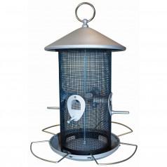 Fuglefoderautomat til vildfugleblanding