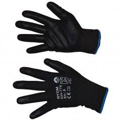 Arbejdshandsker / Grip handske Str. 9
