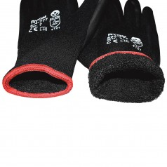 Arbejdshandsker / Grip handske Str. 7