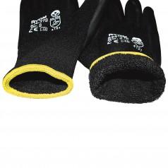 Arbejdshandsker / Grip handske Str. 8