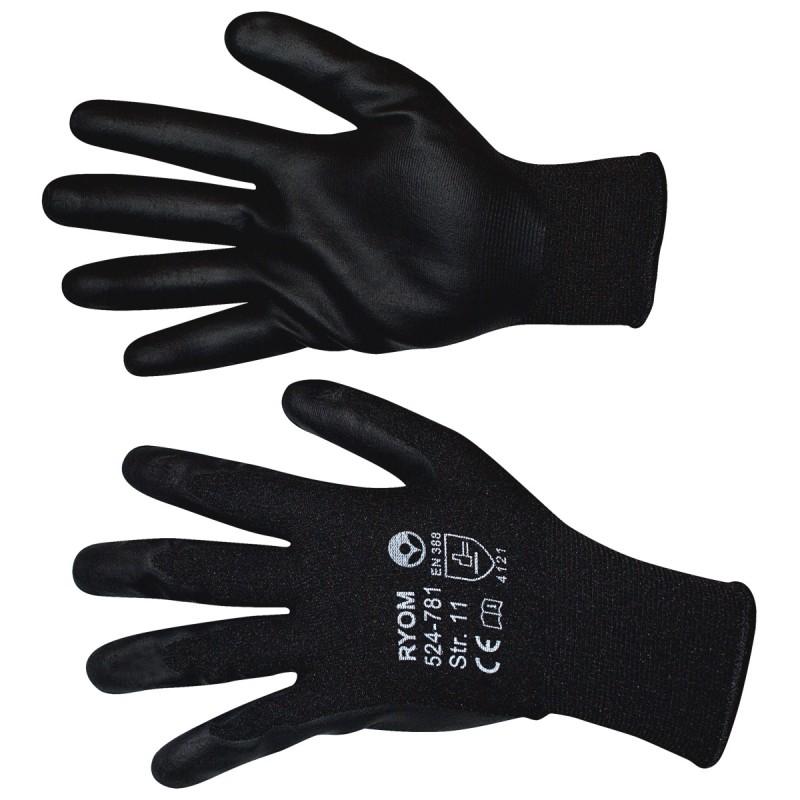Arbejdshandsker / Grip handske Str. 11