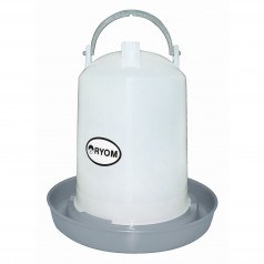 Fjerkrævander cylinder 3 ltr
