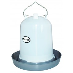 Fjerkrævander cylinder 6 ltr