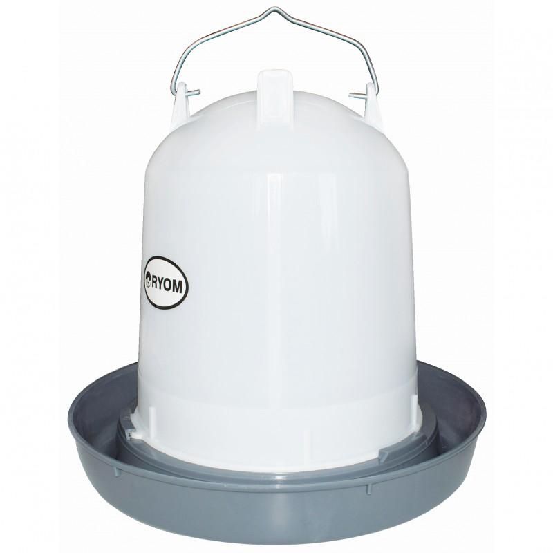 Fjerkrævander cylinder