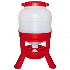 Foderautomat på 3 ben 30 liter