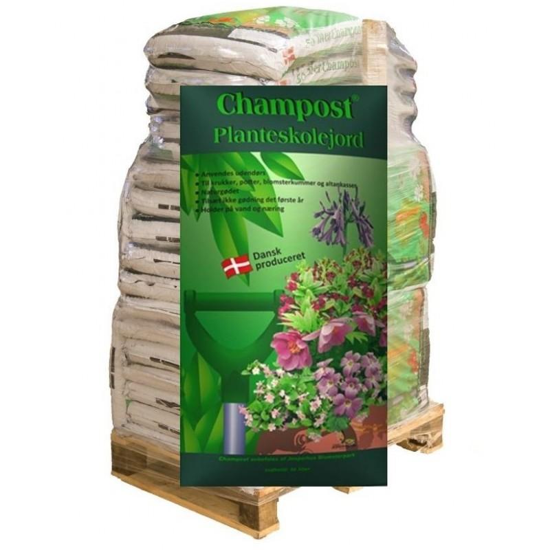 Champost Planteskolejord