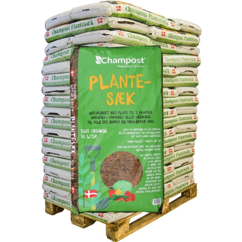 Champost Plantesække