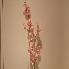 Blomster Gren Kunstig – Lyserød 90 cm.