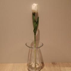 Tulipan Hvid - Kunstig