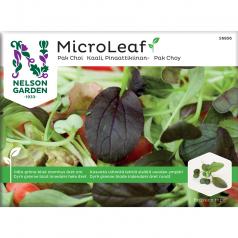 Micro Leaf frø, Pak Choi Kål