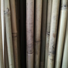 5 stk. Bambuspinde 120 cm.