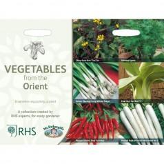 Asiatiske grøntsagsfrø