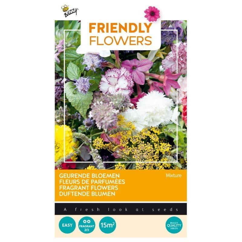 Blomsterblanding frø 'Duftende blomster'
