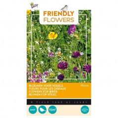 Blomsterblanding frø 'Fugle'