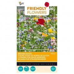 Blomsterblanding frø 'Vejkant'