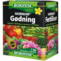 Hornum Gødning 1 Kg