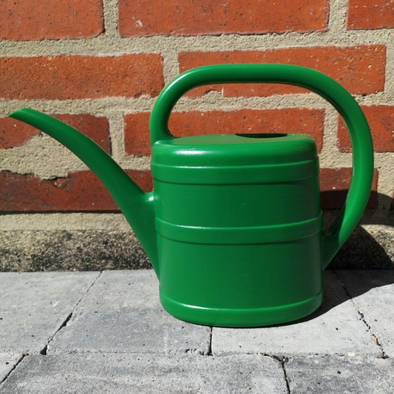 Plastik vandkande 2L, grøn - NYBY