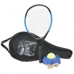 Ketchere med tennistræner
