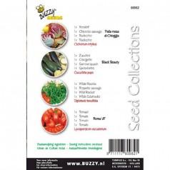 Italienske Frø (4i1) - Buzzy