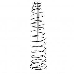 Plantestøtte - Spiral / Twister, op til 1,5 meter.