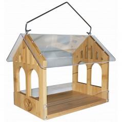 Fuglefoderautomat Bambus Basic