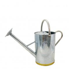 Vandkande 9L - Galvaniseret Stål Med Kobber Kant